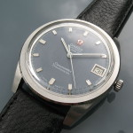 Omega f300 Seamaster Steel Grey Dial (198.0001)