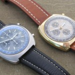 Omega f300 Speedsonic Gold and Steel Printed Batons (188.0002)