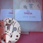 Omega 1255 9050 Mechanism Plate