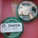 Omega 1255 9001 Upper Plate