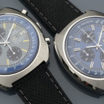 Omega f300 Speedsonic Steel Pair Built from NOS Parts (188.0002)