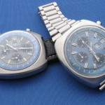 Omega f300 Speedsonics Steel (Printed Batons) and Steel (Raised Batons) (188.0002)