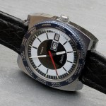 Timex Electric Model 42 (day and date). 1969
