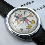 Timex Electric Mickey Mouse Model 40. 1969