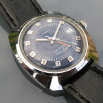Timex Electronic Model 65 Time Zone. 1974. (7975006574)