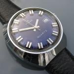 Timex Quartz Model 62. 1972