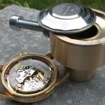 Tool for opening Landeron 4750 Backs