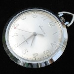 Vantage Electric Pocket Watch (Std Time Corp 130E)