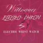 Wittnauer Electro-Chron Brochure