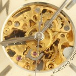 Wittnauer Electro-Chron Skeletonized (Landeron 4750)