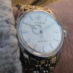Wittnauer Electro-Chron on Wittnauer bracelet